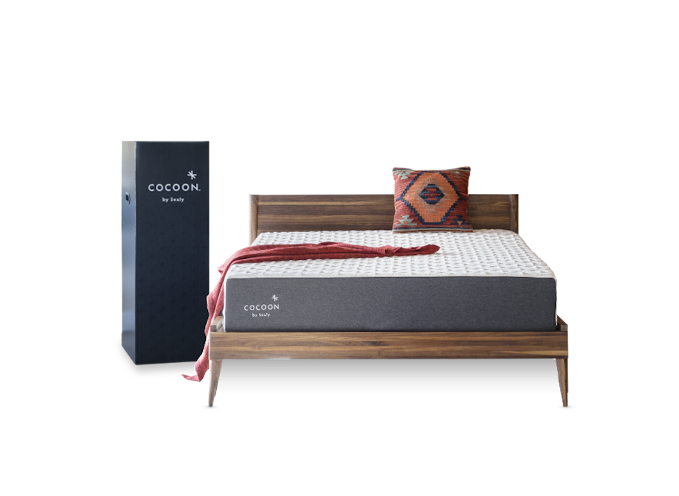 Cocoon Chill by Sealy Chill Memory Foam Mattress