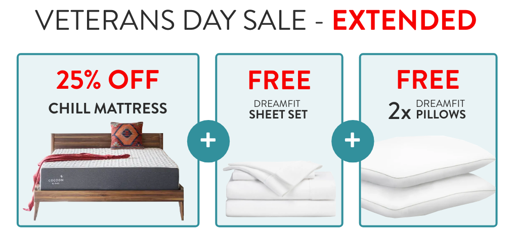 Exclusive Cocoon by Sealy Offer