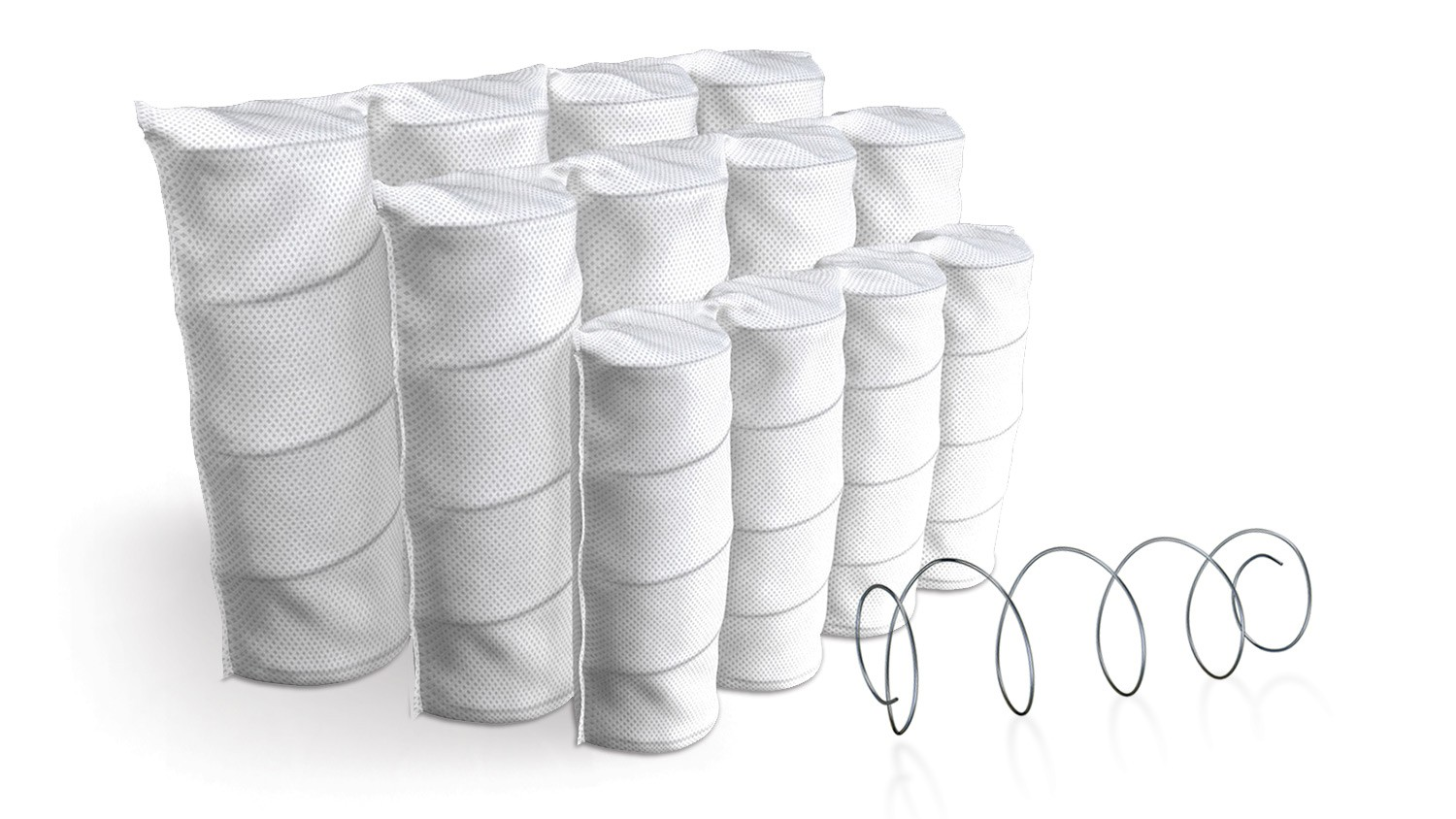 Active Support Technology® Coil Layer